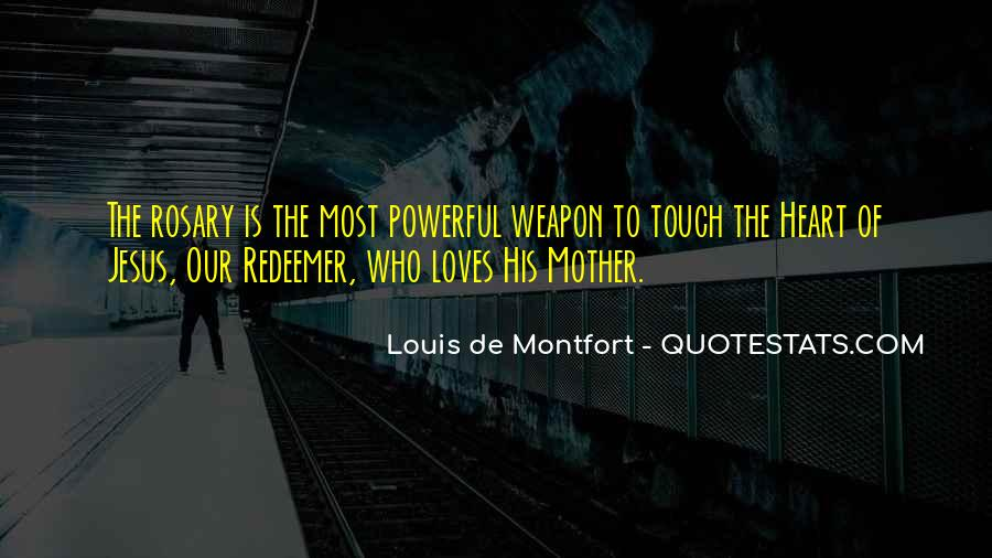 Quotes About His Touch #98957