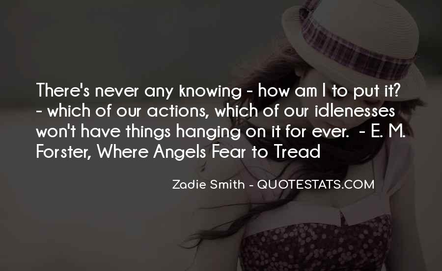 Quotes About Knowing It's Not Over #1825