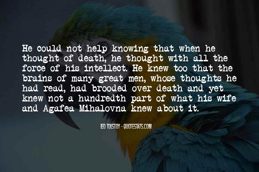 Quotes About Knowing It's Not Over #588203