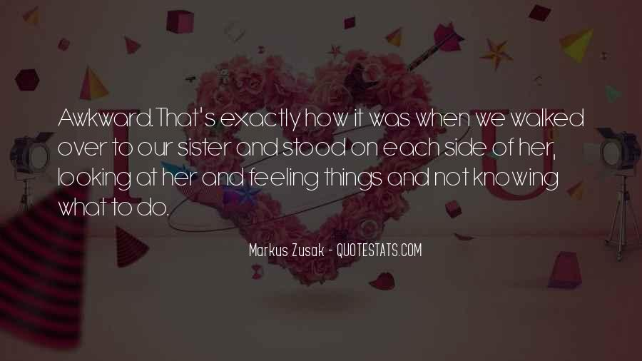 Quotes About Knowing It's Not Over #735863