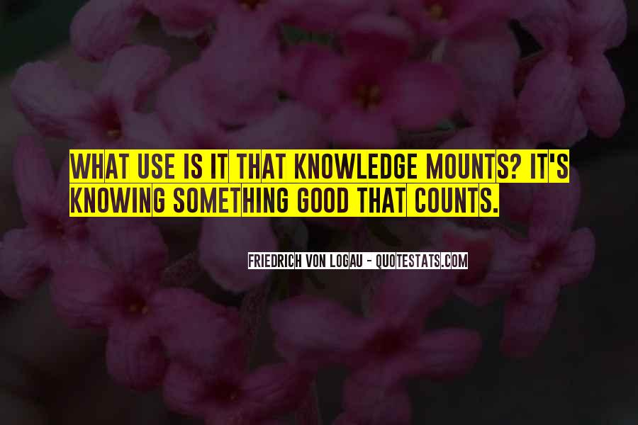Quotes About Knowing It's Not Over #9666