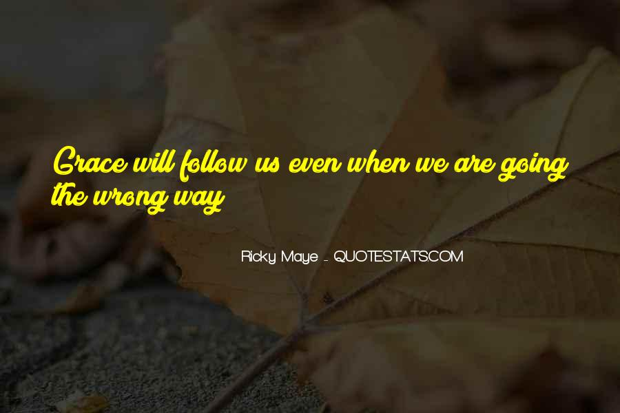 Quotes About Love Going Wrong #165278