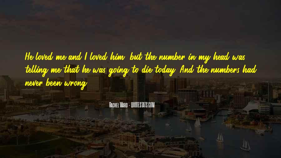 Quotes About Love Going Wrong #228200