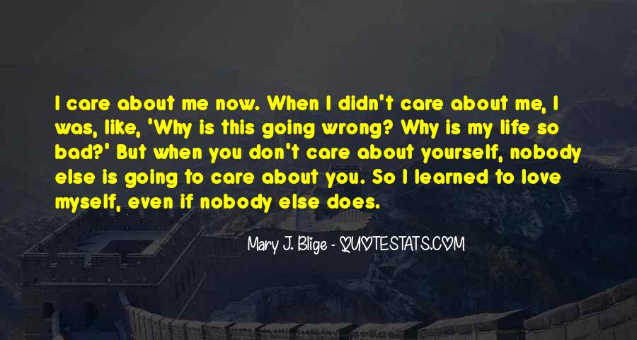Quotes About Love Going Wrong #569832