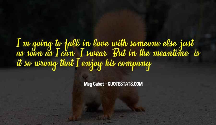 Quotes About Love Going Wrong #582000