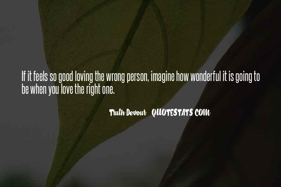 Quotes About Love Going Wrong #784317