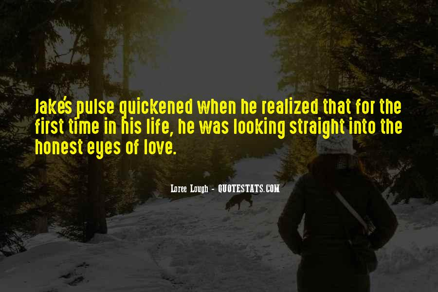 Quotes About Honest Love #361958