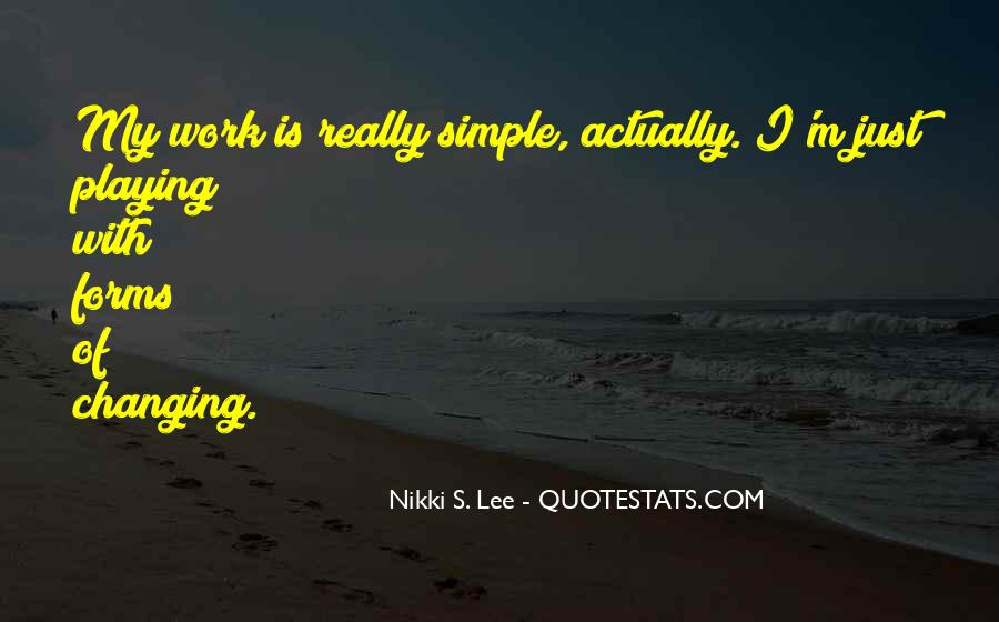 Quotes About Nikki #22576
