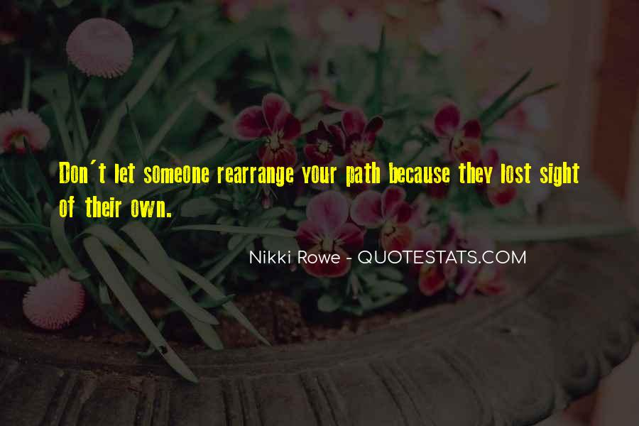 Quotes About Nikki #32510