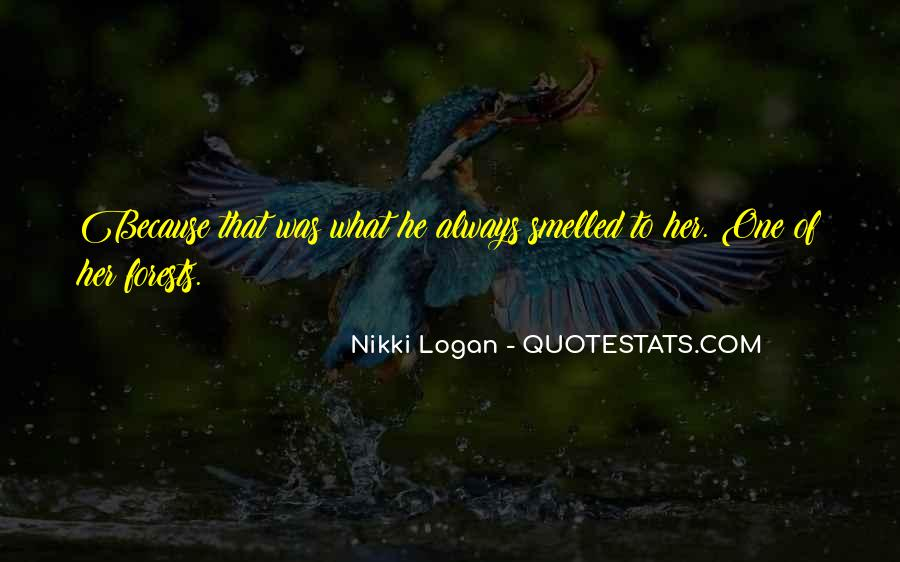 Quotes About Nikki #38582