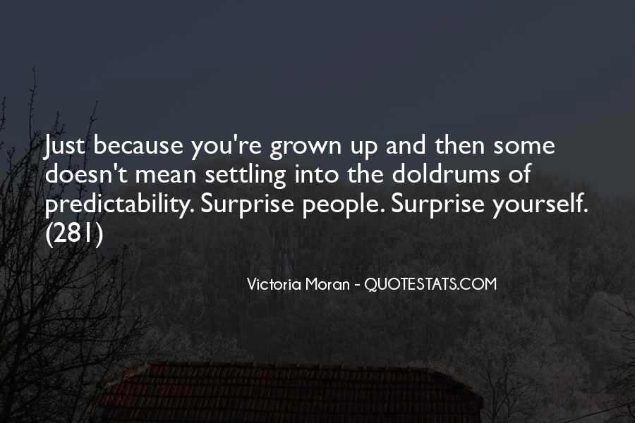 Quotes About Not Settling #399388