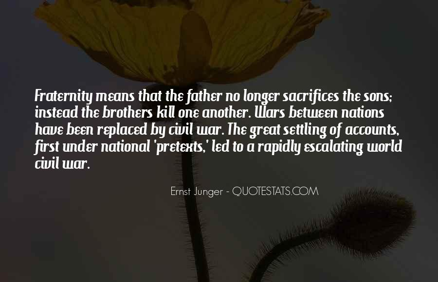 Quotes About Not Settling #55268