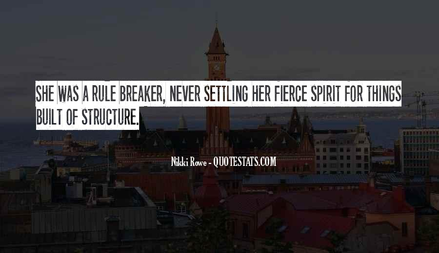 Quotes About Not Settling #69188