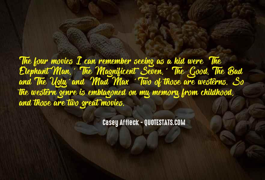 Quotes About Western Genre #789598