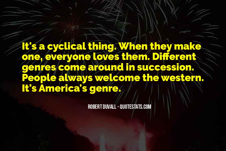 Quotes About Western Genre #921122