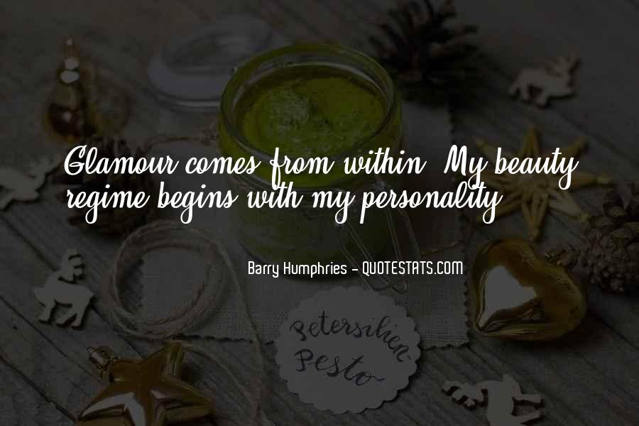 Quotes About Beauty Regime #438673