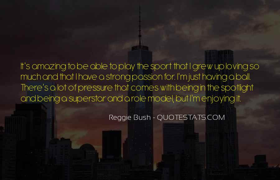 Quotes About Loving A Superstar #266199
