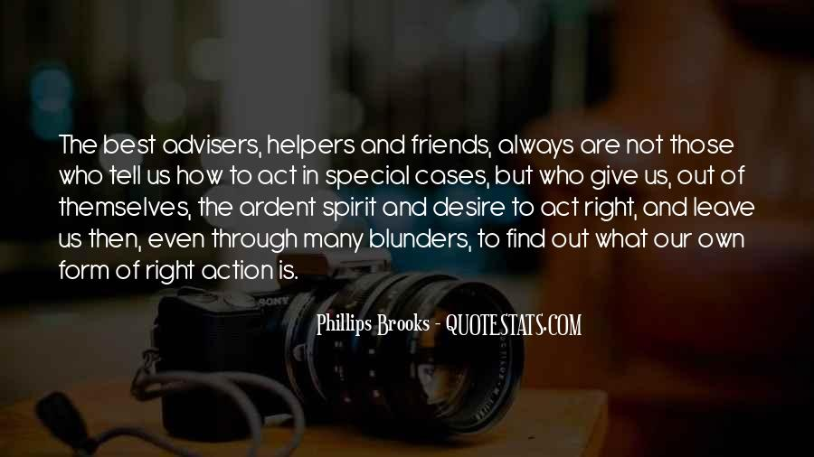 Quotes About Helpers #321398