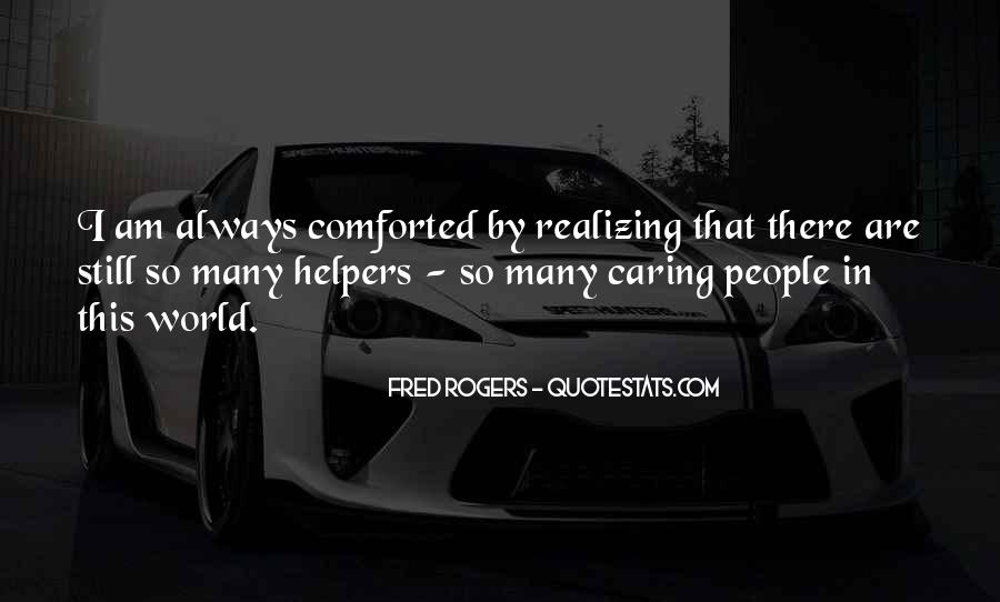 Quotes About Helpers #743152
