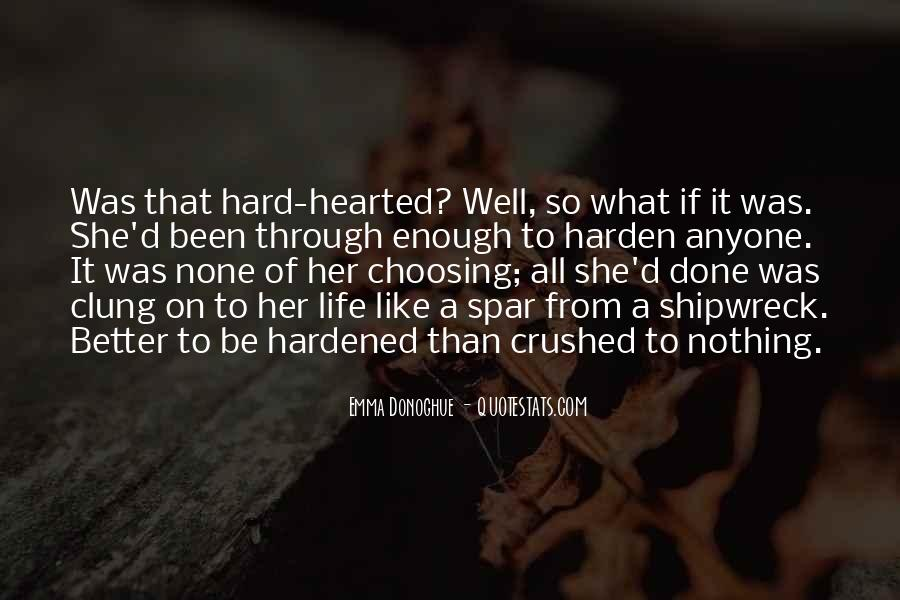 Quotes About Hearted #224266