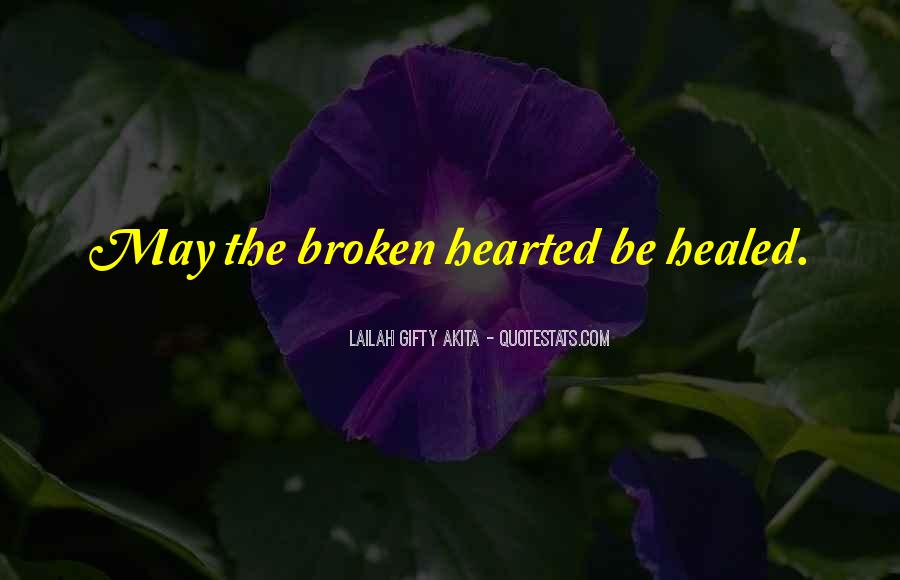 Quotes About Hearted #337947