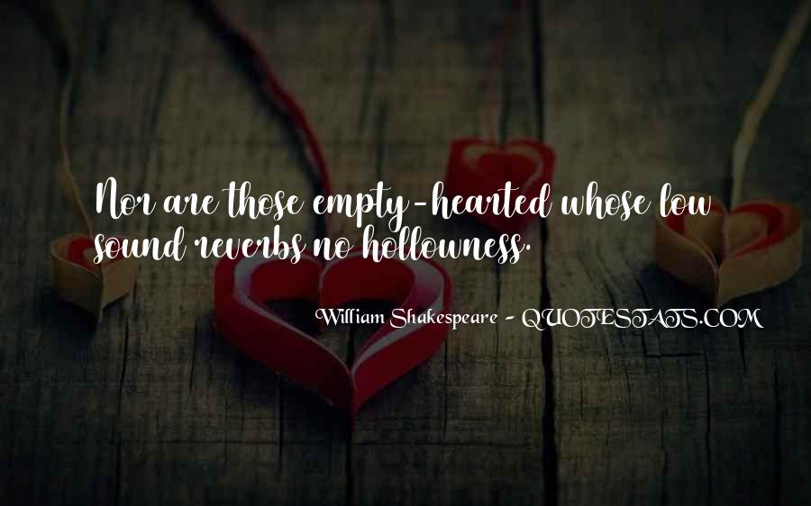 Quotes About Hearted #40024