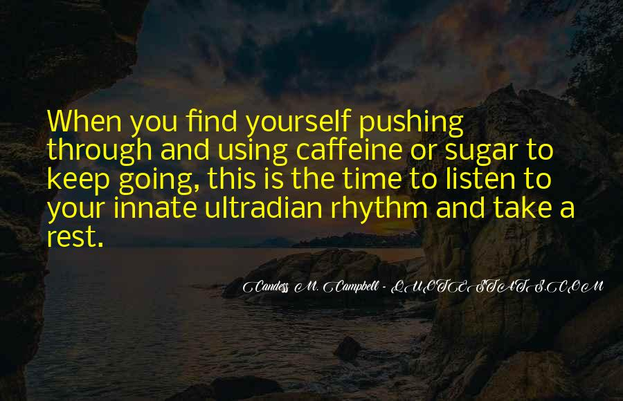 Quotes About Caffeine #215726