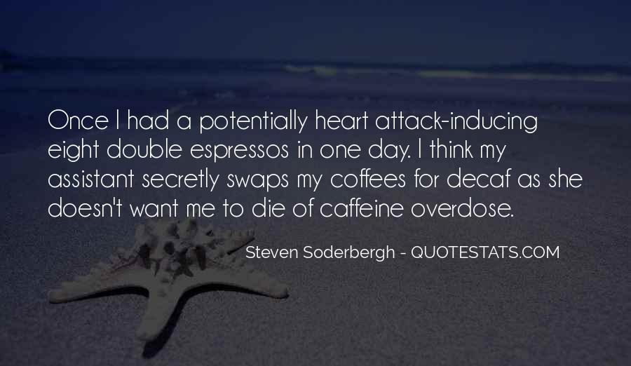 Quotes About Caffeine #21749