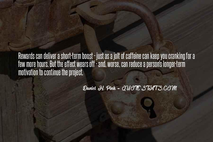 Quotes About Caffeine #219927