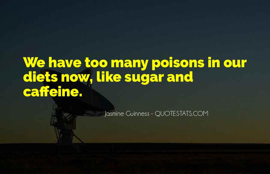 Quotes About Caffeine #366176