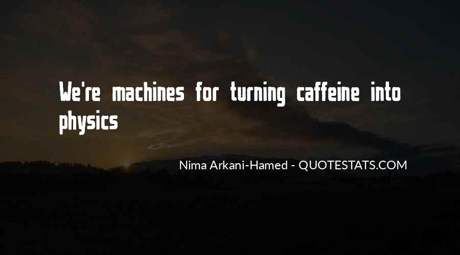 Quotes About Caffeine #525319