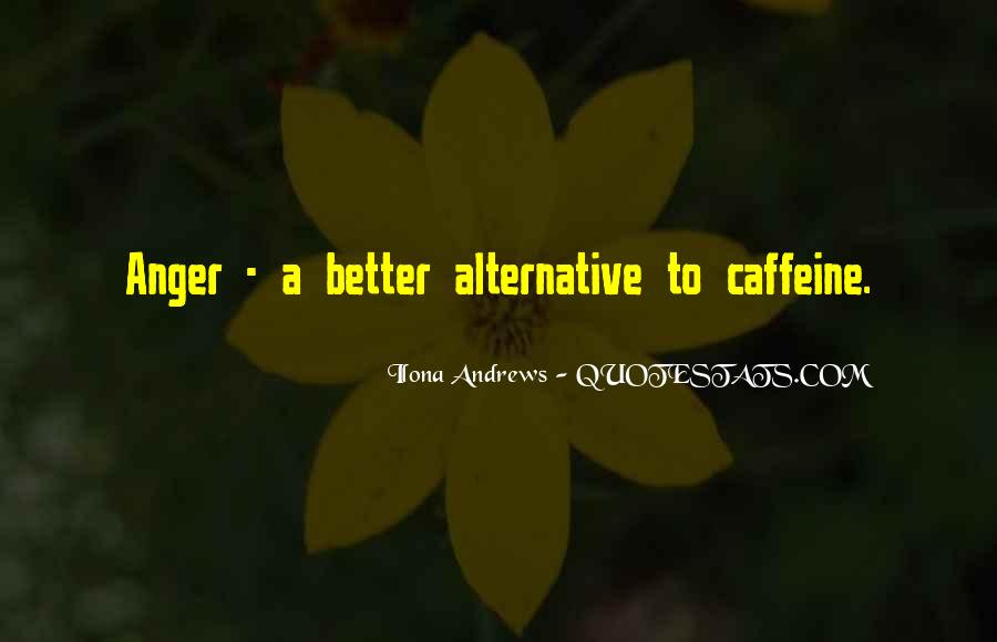Quotes About Caffeine #629826