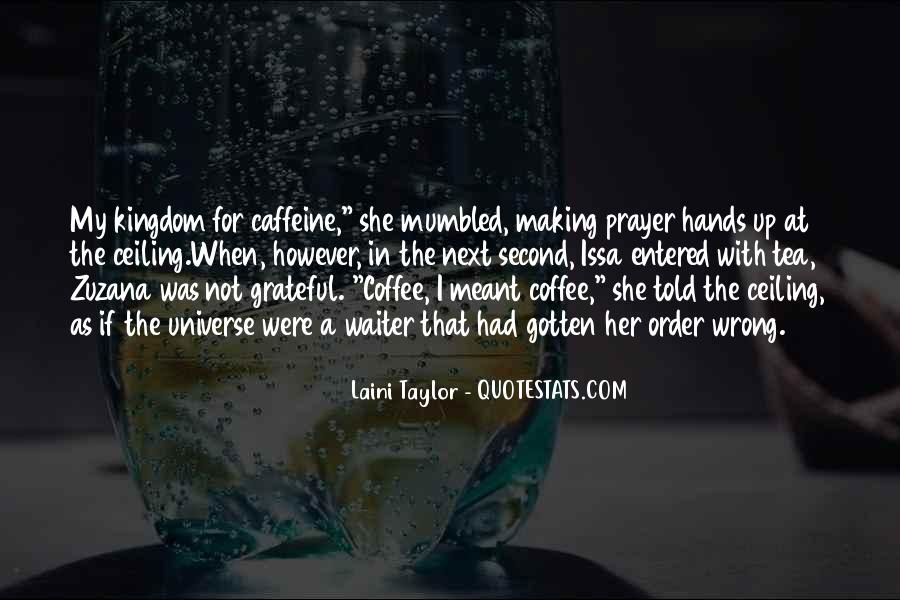 Quotes About Caffeine #645753