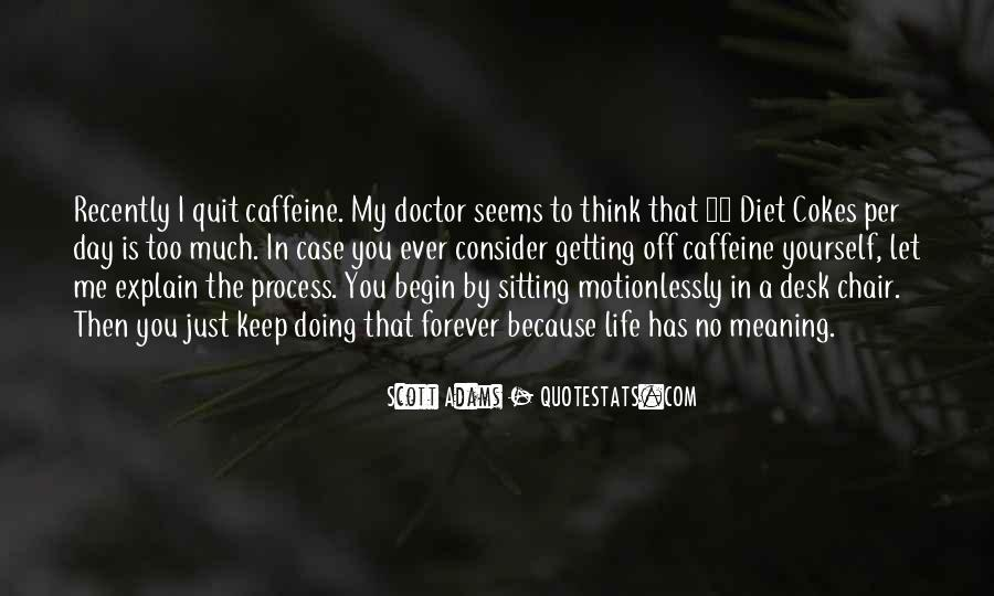 Quotes About Caffeine #812017