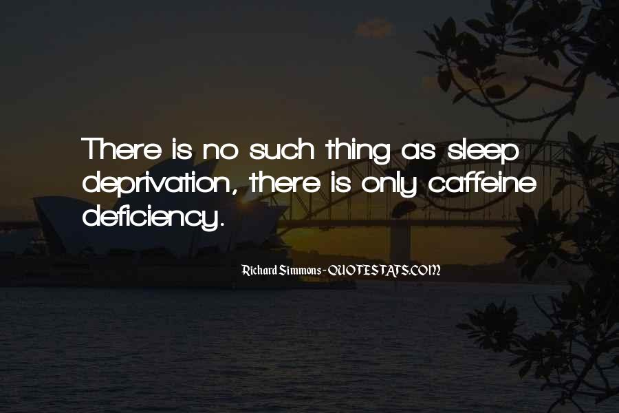 Quotes About Caffeine #947759