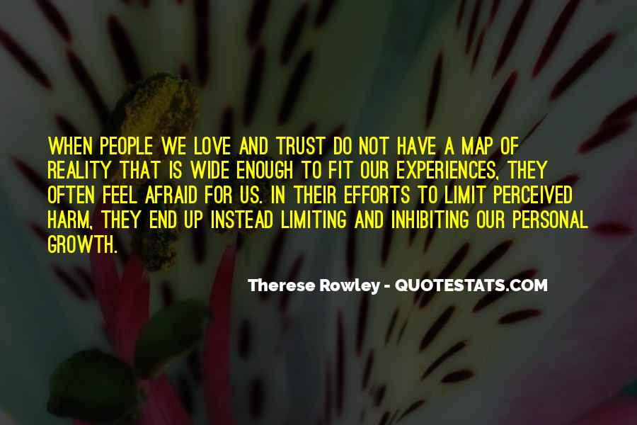 Quotes About Experiences In Love #1387235