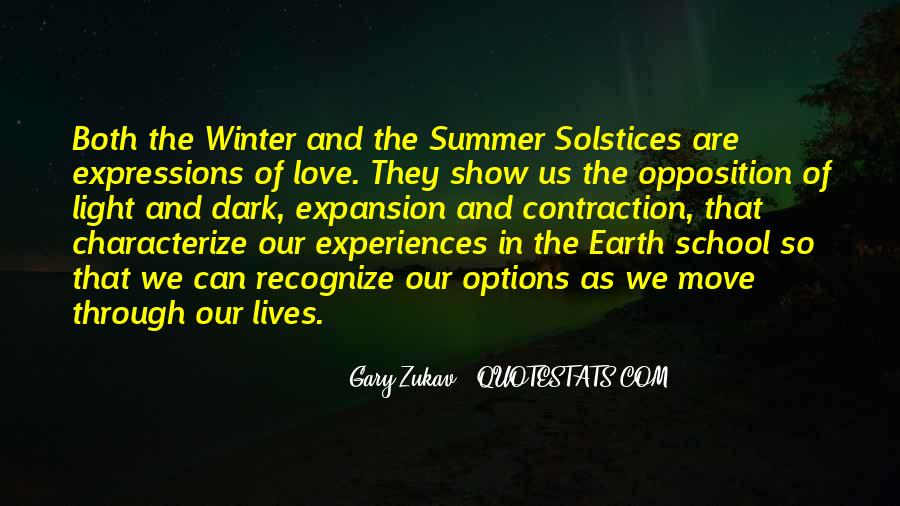 Quotes About Experiences In Love #1874199