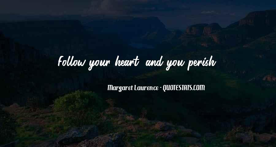 Quotes About Heart And Friendship #1355671