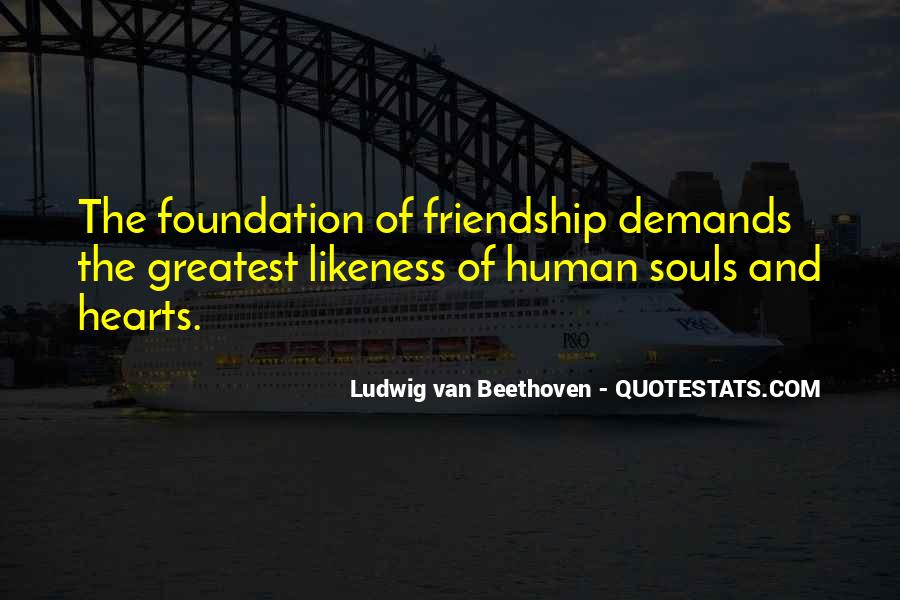 Quotes About Heart And Friendship #1379130