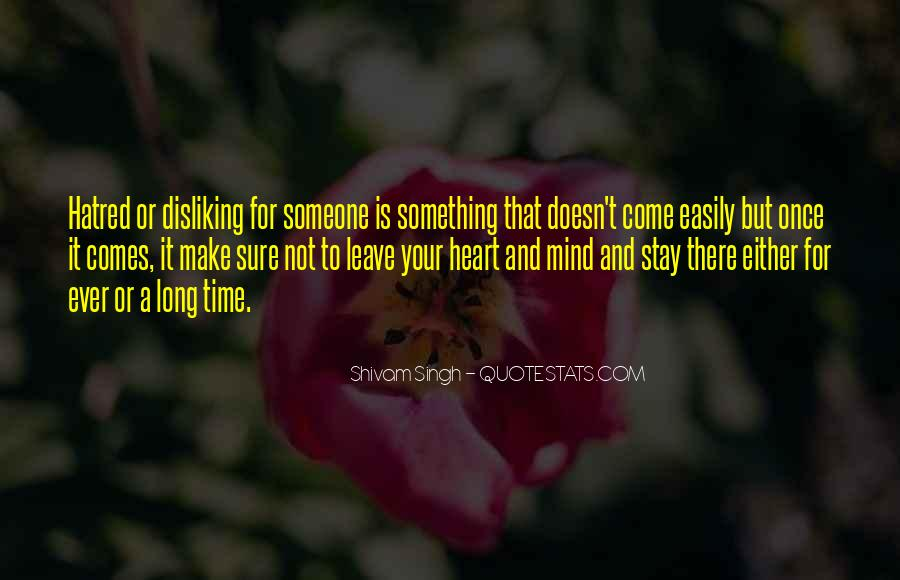 Quotes About Heart And Friendship #225118
