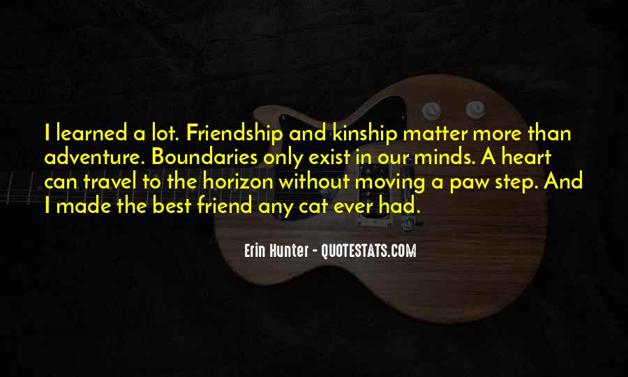 Quotes About Heart And Friendship #334402
