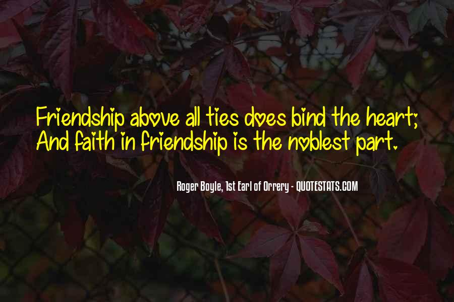Quotes About Heart And Friendship #461706