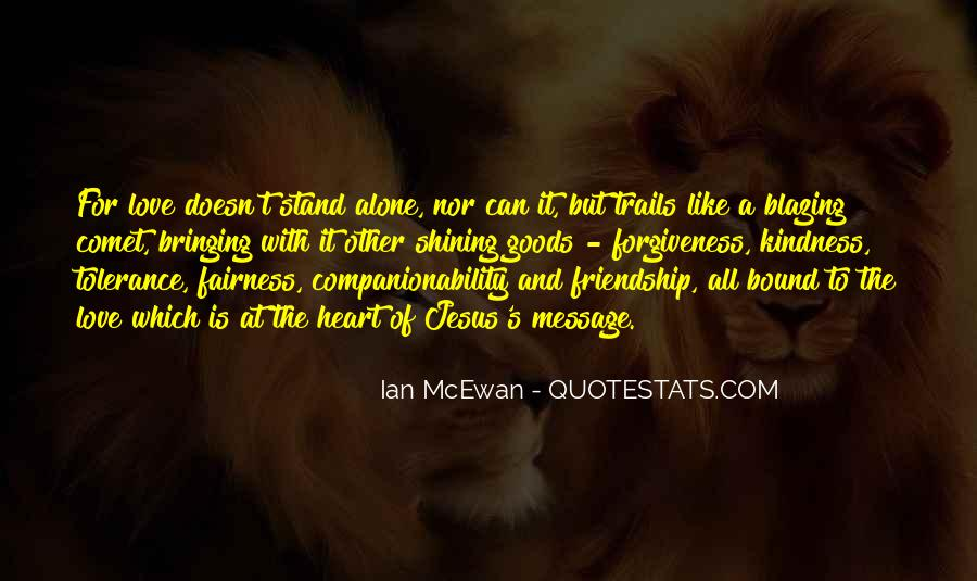 Quotes About Heart And Friendship #54182