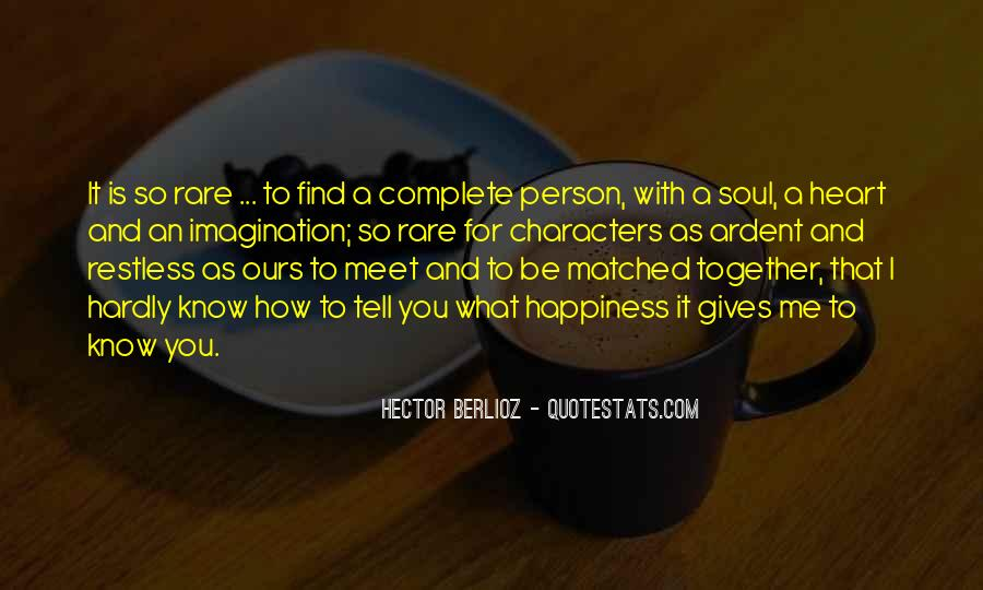 Quotes About Heart And Friendship #612560