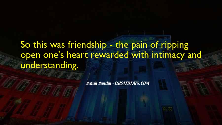 Quotes About Heart And Friendship #718906