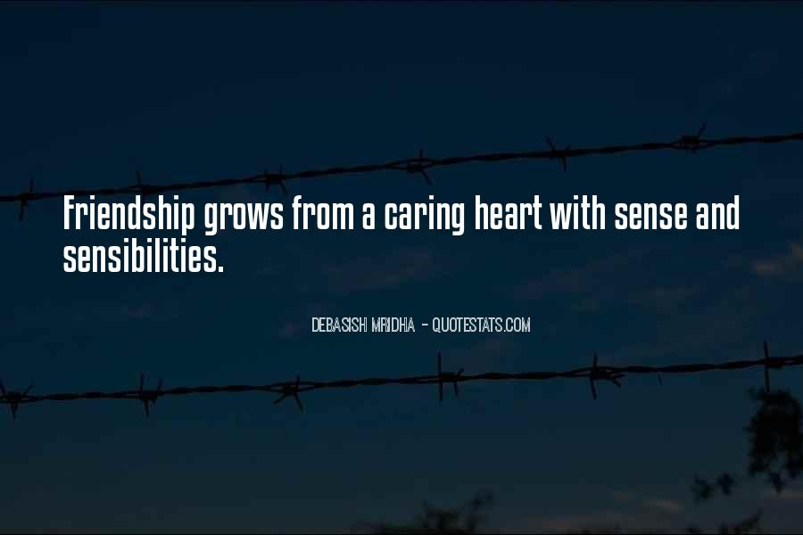 Quotes About Heart And Friendship #818773