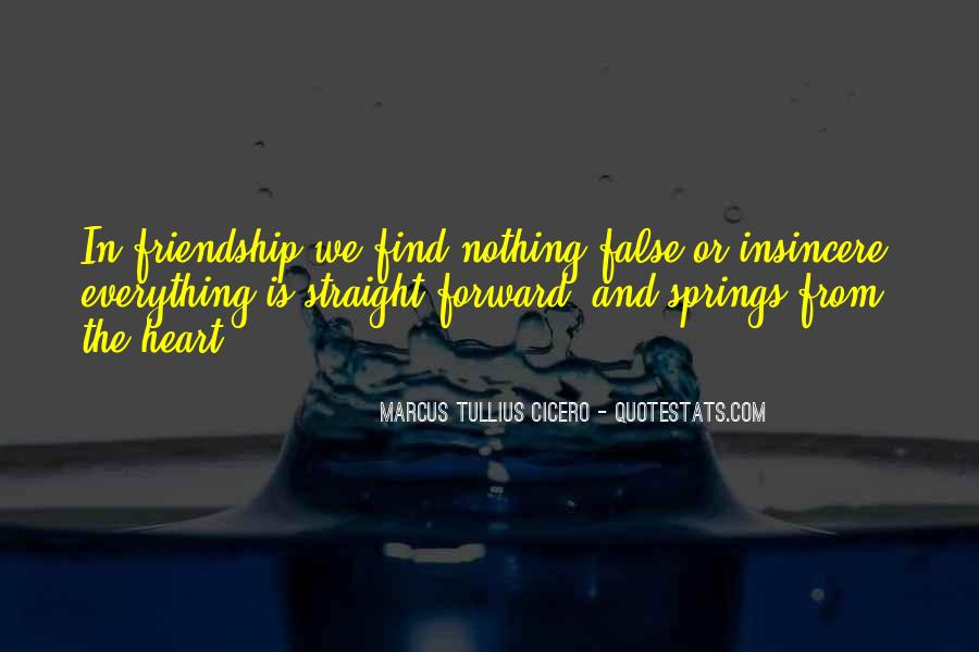 Quotes About Heart And Friendship #886010