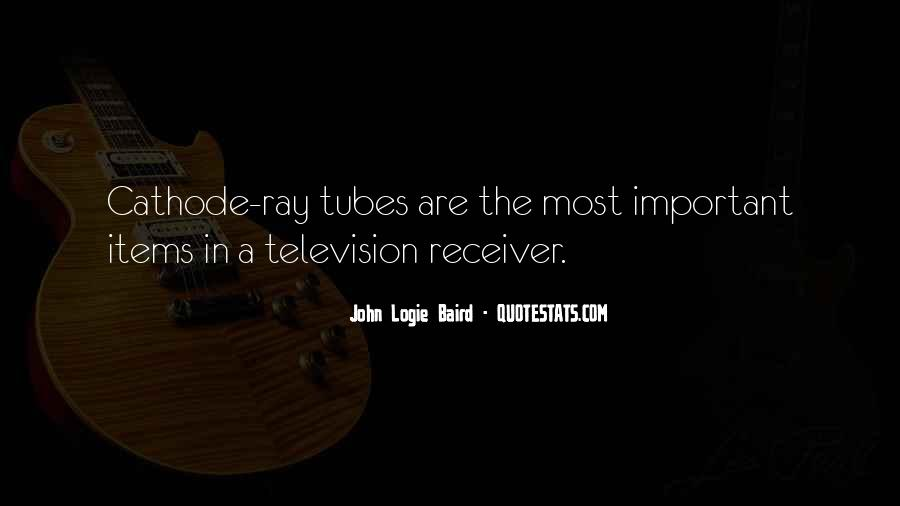 Quotes About Tubes #481019