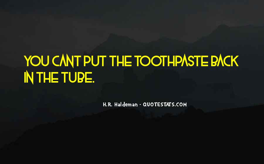 Quotes About Tubes #969634
