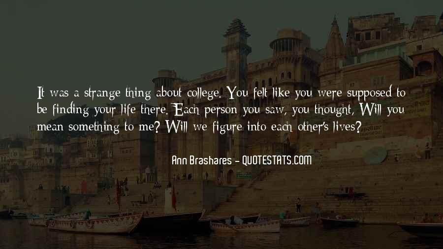 Quotes About Finding A Job After College #1380412